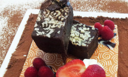 Chocolate Brownies Like You've Never Tasted…