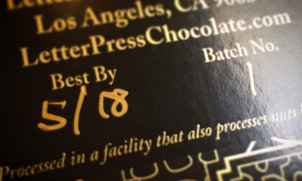The LetterPress Chocolate Offer