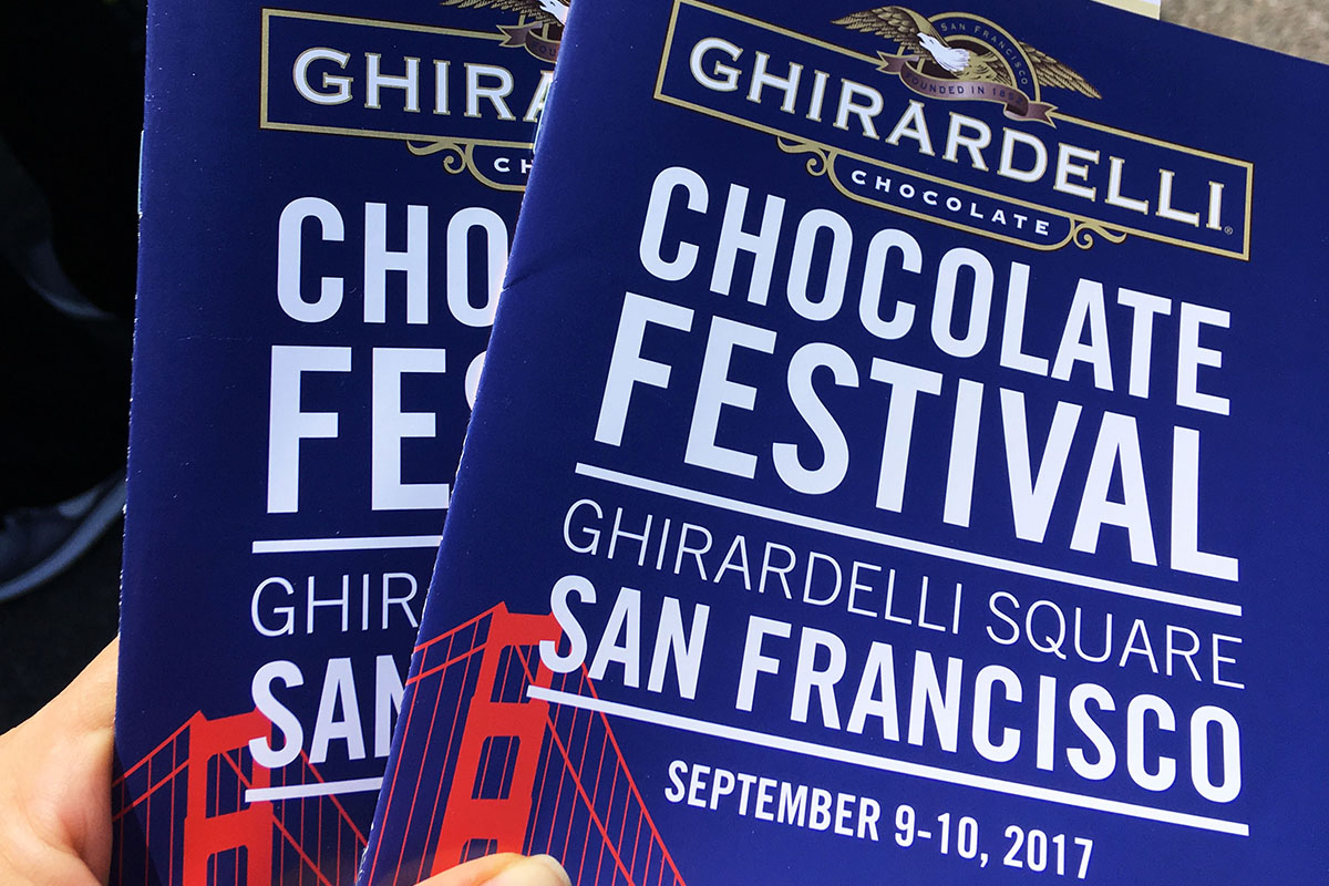 Ghirardelli Chocolate Festival Programs Slider - Chocolate Connoisseur
