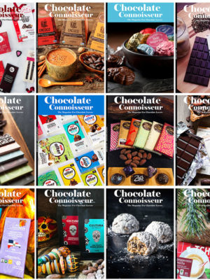 All Issues of Chocolate Connoisseur Chocolate Magazine